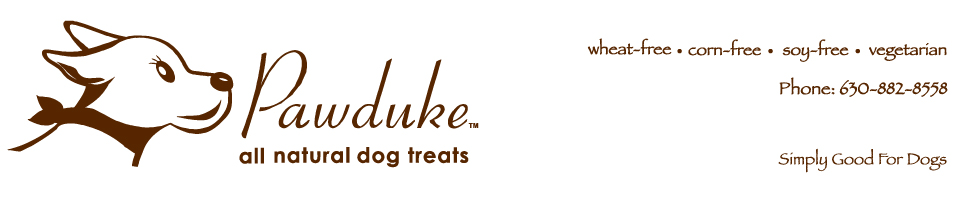 Pawduke Treats Logo